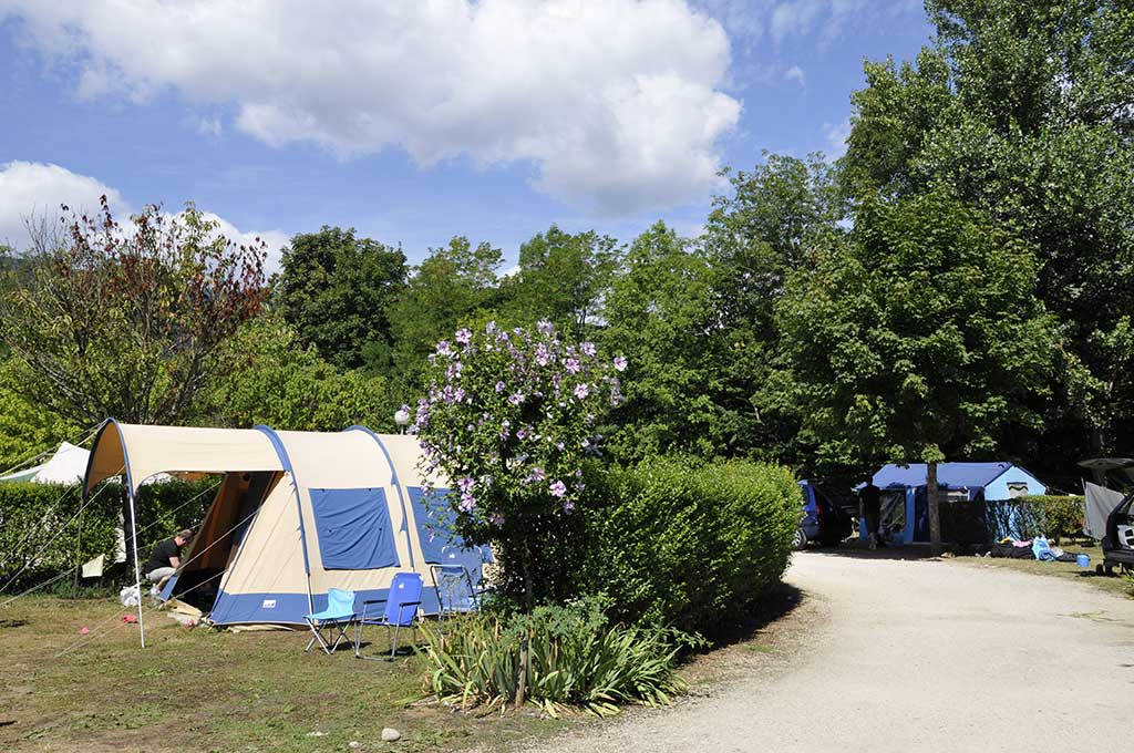 Emplacement camping Savoie 2