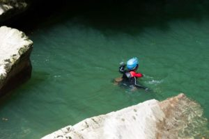 canyoning dans l'ain 3