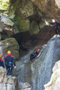 canyoning dans l'ain 4