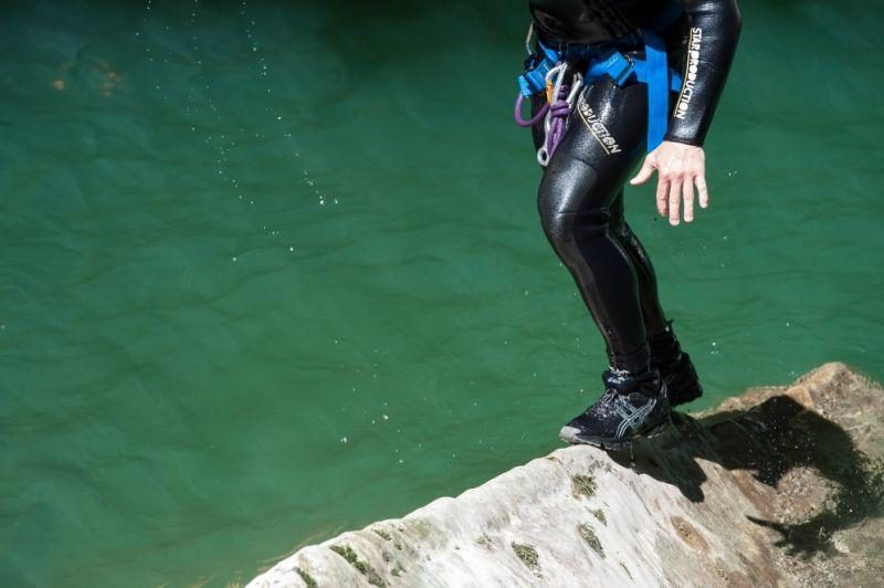 canyoning dans l'ain 5