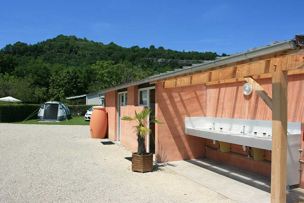 Emplacement camping Savoie 5