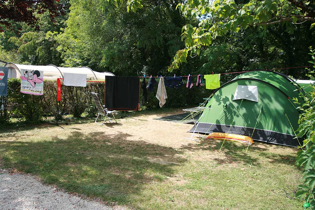 Emplacement camping Savoie 9