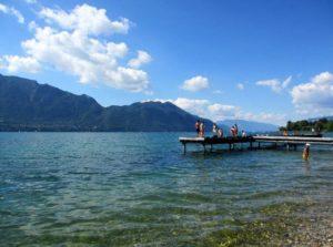 camping lac du bourget
