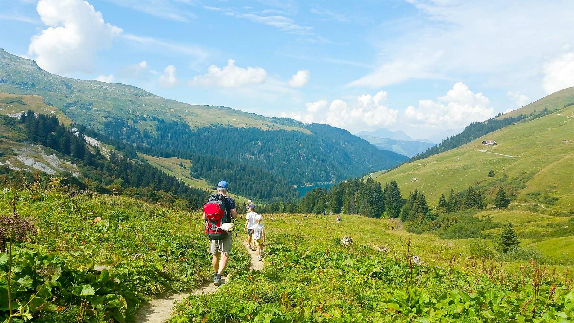 autour du camping en Savoie