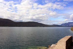 lac du bourget proche camping