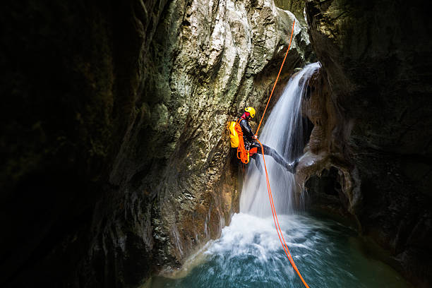 canyoning dans l'ain 16
