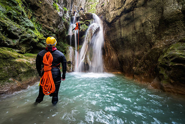 canyoning dans l'ain 17