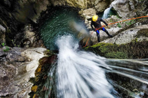 canyoning dans l'ain 18