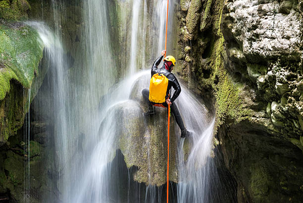 canyoning dans l'ain19