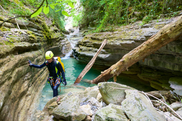 canyoning dans l'ain 19
