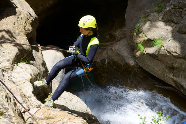 canyoning dans l'ain 15
