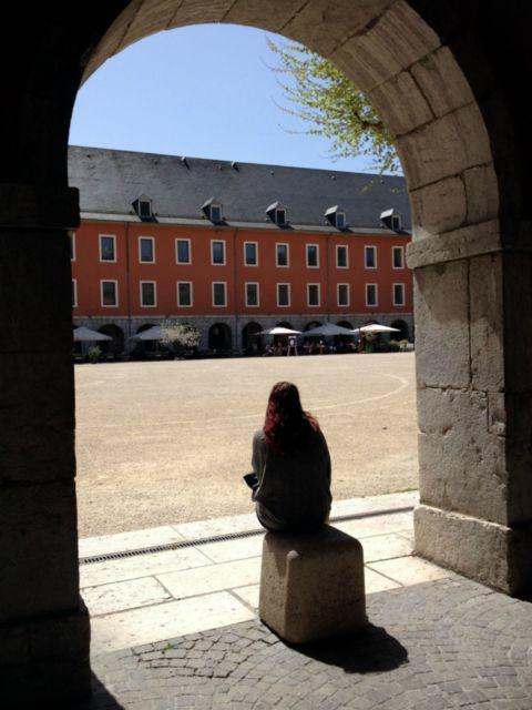 Chambéry carré curial