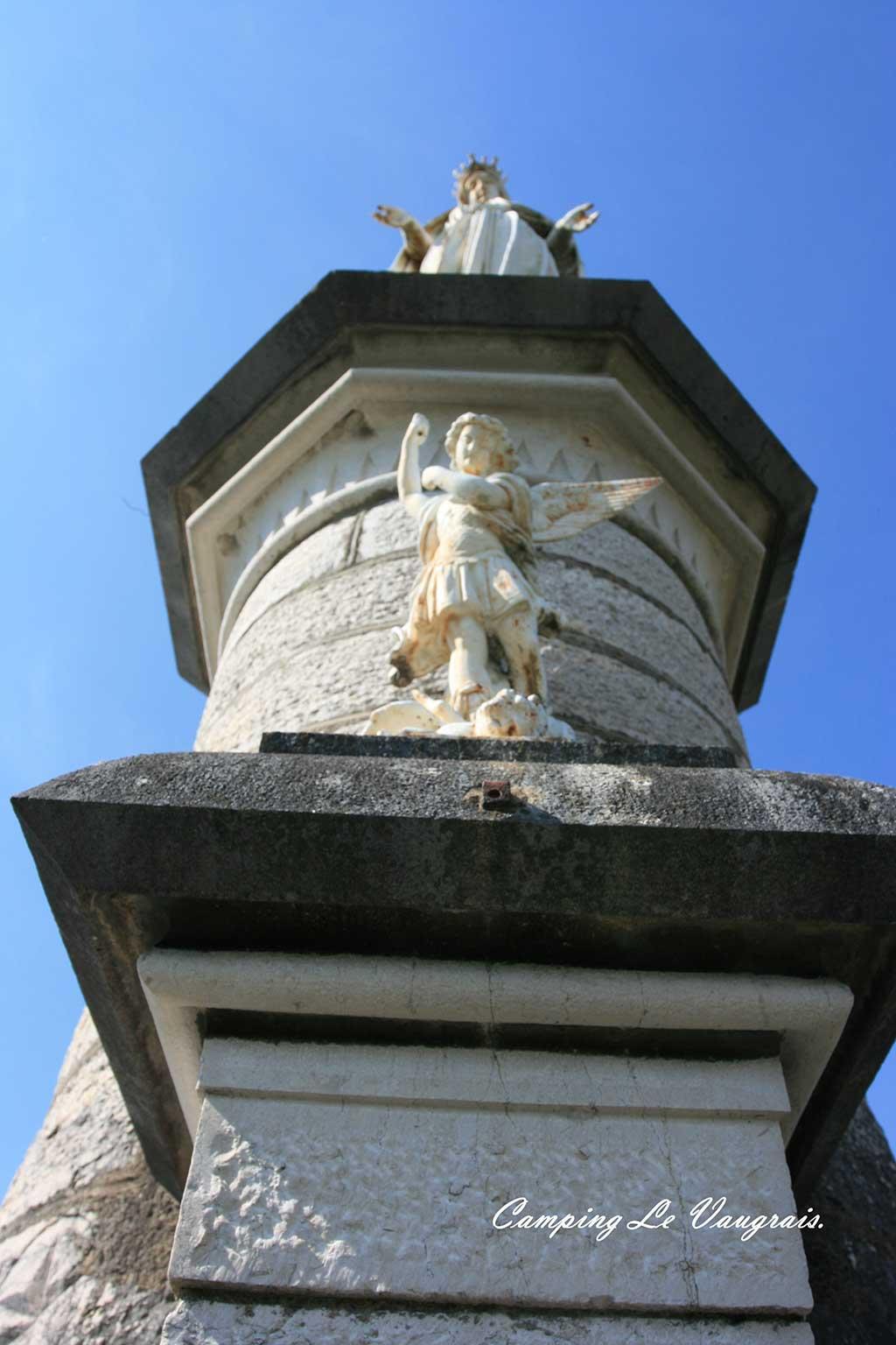 statue massif du Fierloz