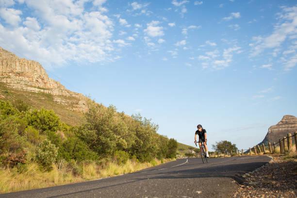 vélo à la montagne