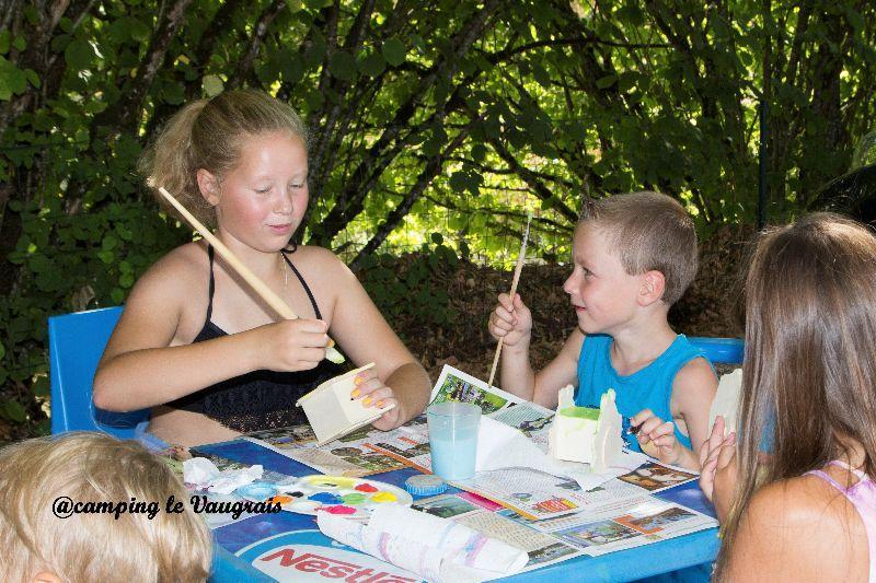 camping club enfants