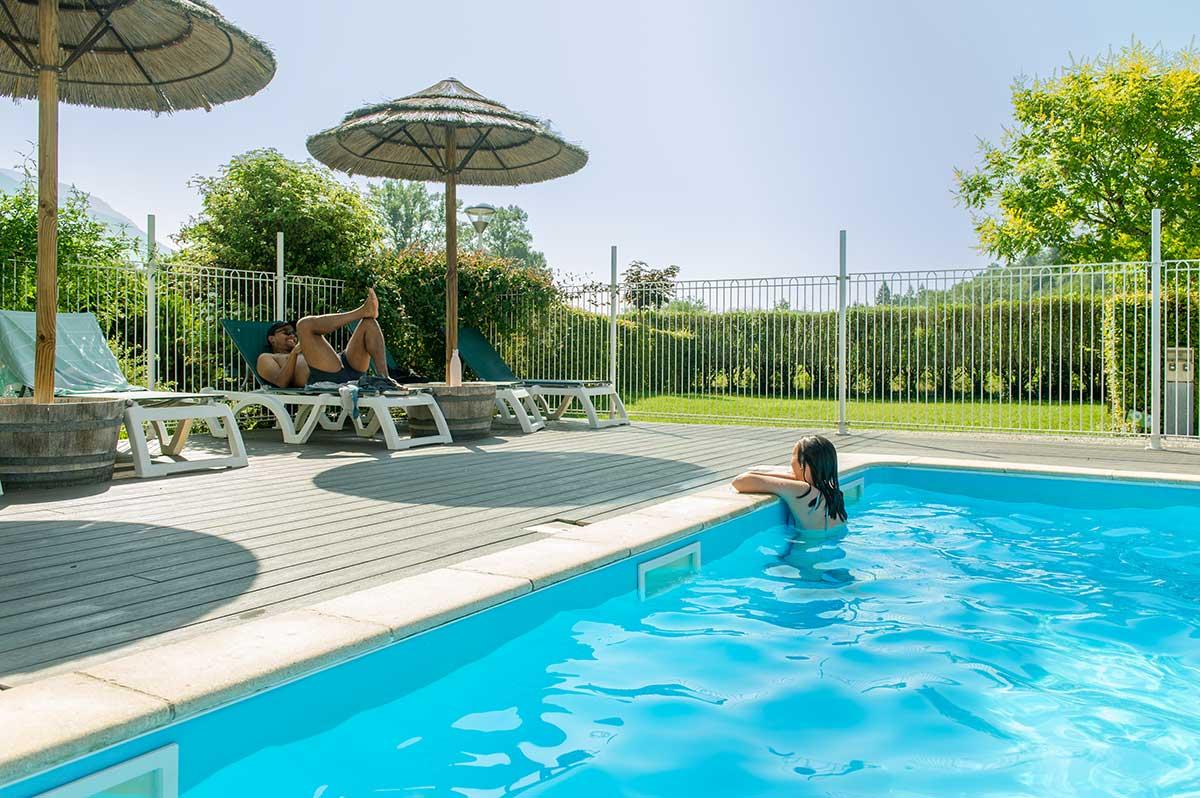 la piscinedu camping 4