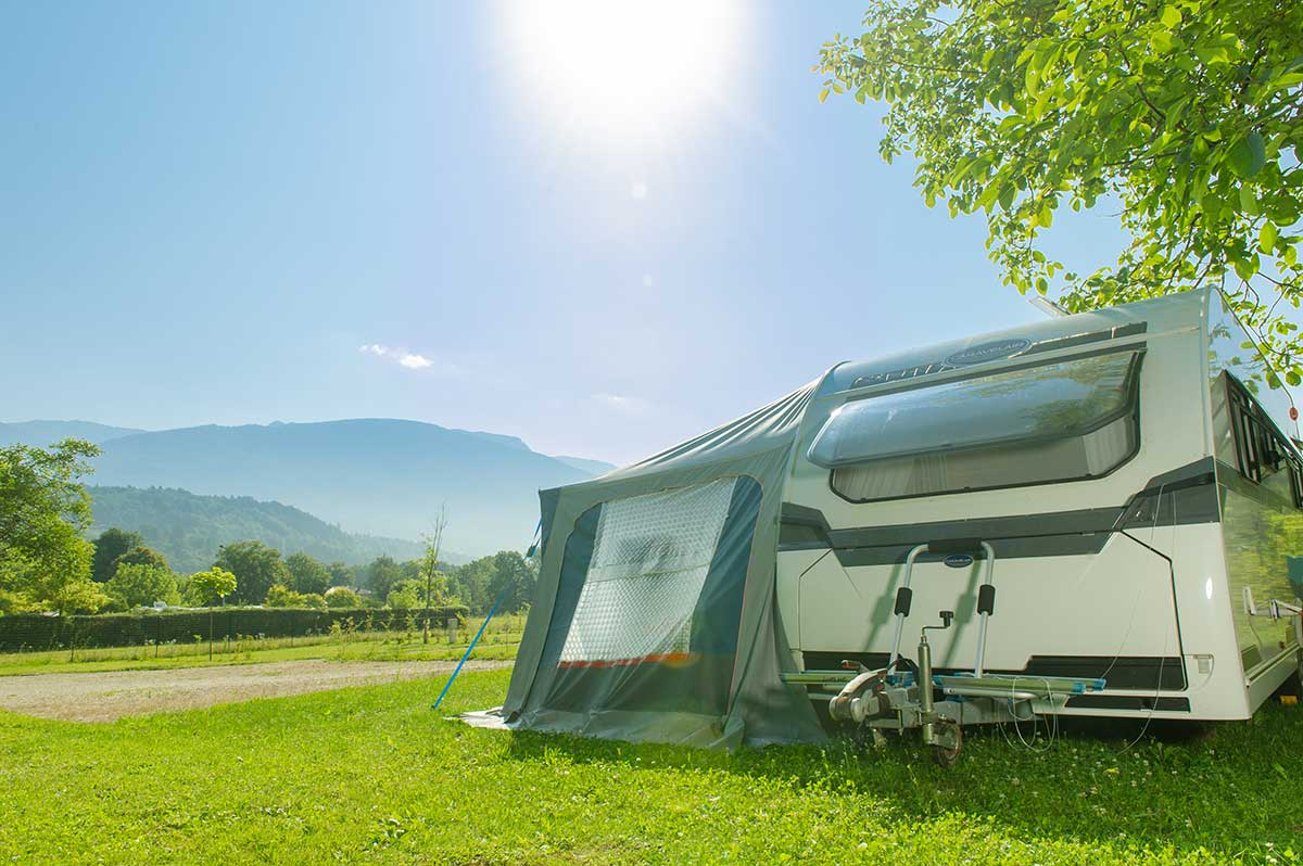 camping emplacement grand confort