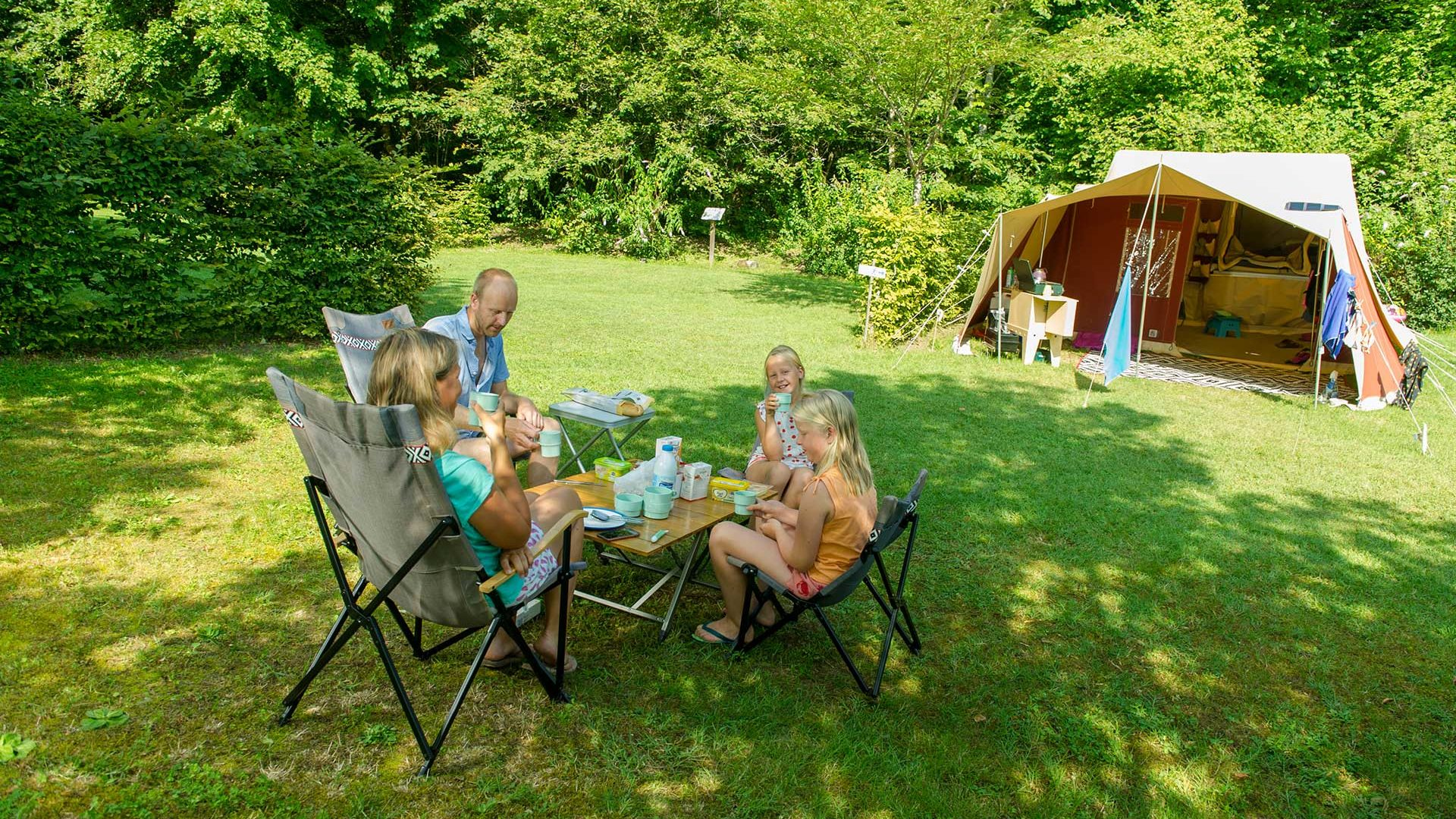 emplacement camping Savoie