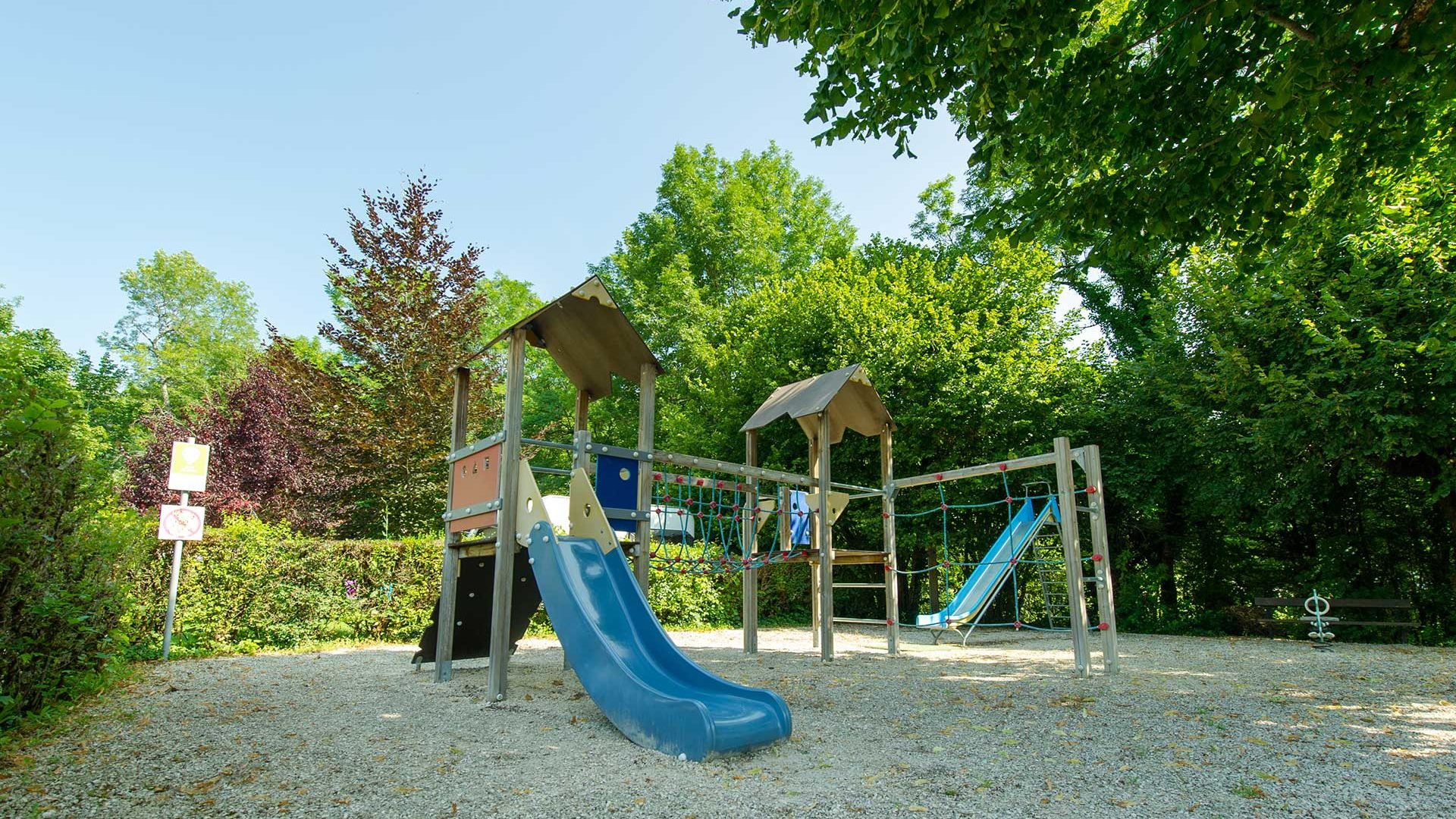 services du camping