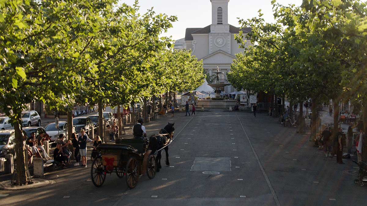 marché carouge Genève