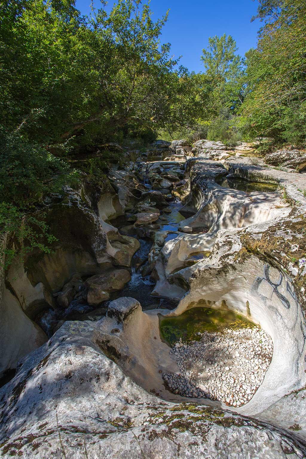 rivière de séran
