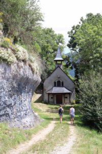 chapelle de la Doue