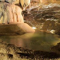 The caves of La Balme