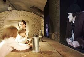 The Den of Mandrin in St Genis sur Guiers