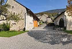 wood museum in Lochieu