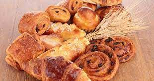 pastries at the campsite
